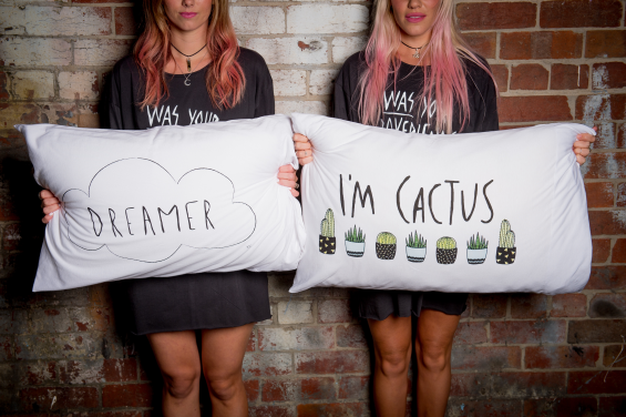 Sleep easy - are you a dreamer, are you cactus, or are you both?
