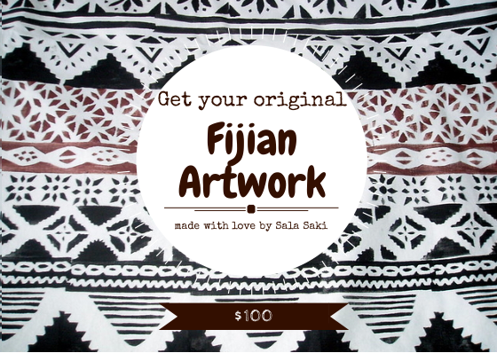 Fijian Art Reward