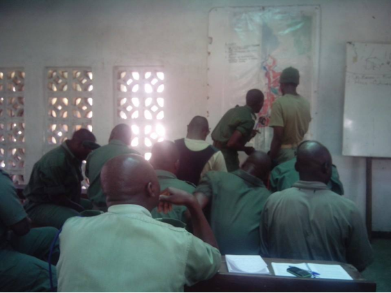 Rangers in Malawi create a plan to capture poachers.