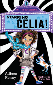 Starring Celia Book Cover