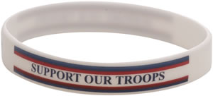 Support our Troops bracelet