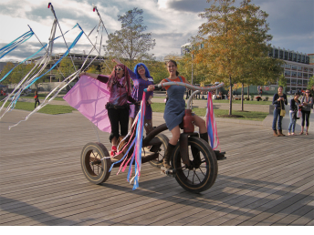 Large Trike - FIGMENT DC