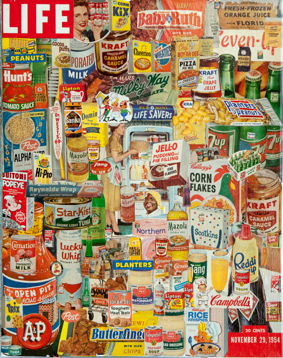 Food I by Mitch Delsack