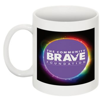 Community Brave Coffee Mug