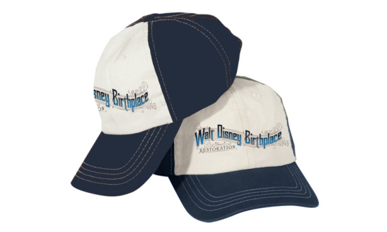 Walt Disney Birthplace Baseball Cap