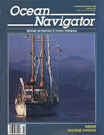 SailingNada Magazine Cover